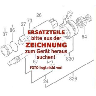 Antriebsriemen für MILWAUKEE HTH75-279,4x18mm